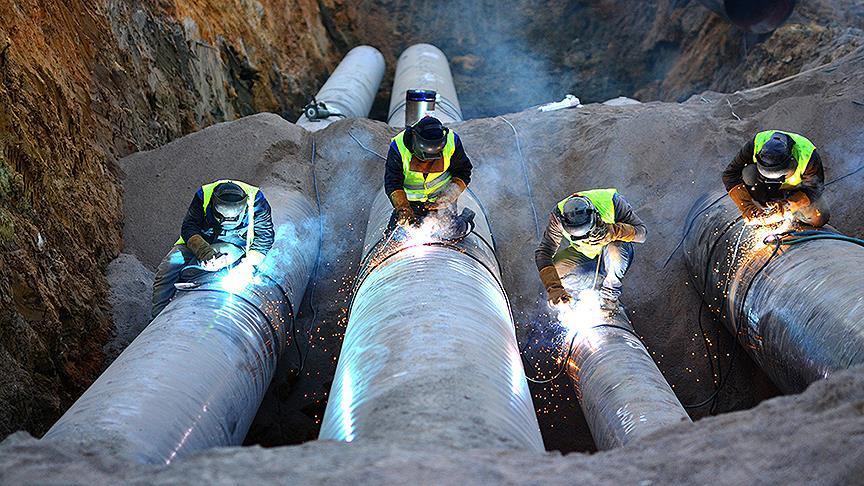 Kanalizasyon Şebekesi ve Arıtma Tesisi Yenilenme Projesi