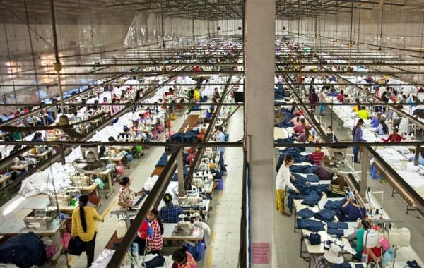 Tekstil Fabrikası Projesi