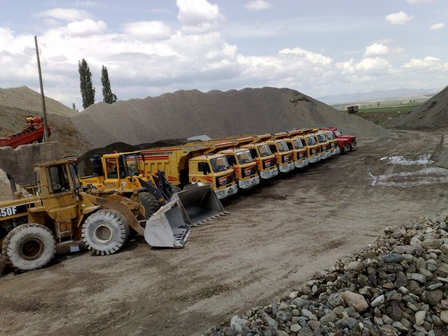 Kum Ocaklarının Enerji İhtiyacını Karşılayacak 5 MW GES Projesi